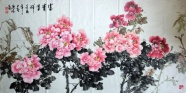 Link toOnly united states painted peony flower picture