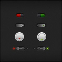 Link toOn/off switch buttons