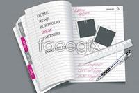 Link toOpen notebook vector