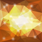 Link toOrange gradient background vector