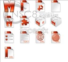 Link toOrange icon series