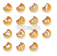 Link toOrange logo design icons