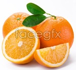 Link toOrange picture material psd
