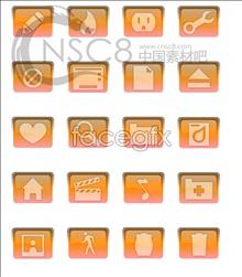 Link toOrange series system icons