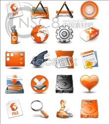 Link toOrange series system replacement icons
