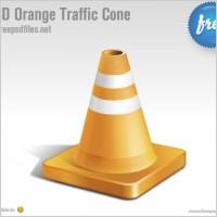 Link toOrange traffic conepsd layered