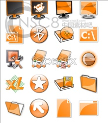 Link toOrange transfer software icon