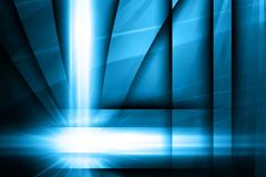 Link toOrigami background blue light effect vector
