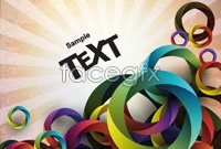 Link toOrigami background vector colour art ii