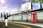 Link toOutdoor billboard business psd