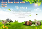 Link toOutdoor nature source material