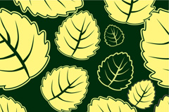 Link toOvate leaves background vector