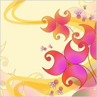 Link toOversized ultra clear theme flower layered psd7
