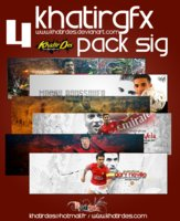 Link toPack sig psd 4 by khatirgfx