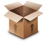 Link toPackaging cardboard box icon