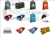 Link toPackaging design desktop icons