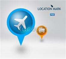 Link toPage transport map, psd