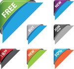 Link toPages corner label