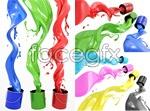 Link toPaint pigments psd