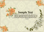 Link toPainted flower line drawing vector