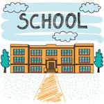 Link toPainting school illustrator vector