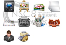 Link toPainting tools computer icons