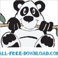 Link toPanda and bamboo