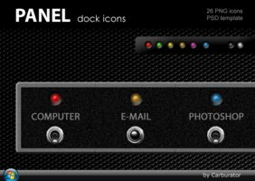 Link toPanel dock icons