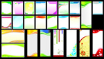 Link toPanel template background vector