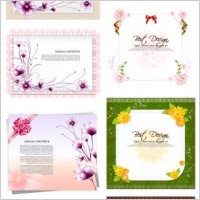 Link toPaper flowers bow vector