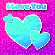 Link toPaper heart valentine day vector background 02