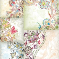 Link toParticular pattern vector butterfly
