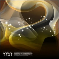 Link toParticularly unusual dynamic flow line background 05 vector