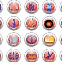Link toParty icons icons pack