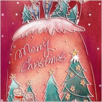 Link toPastels handpainted christmas illustrator psd layered 4