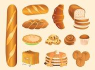 Pastry vectors free