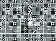 Link toPatchwork pattern vector free
