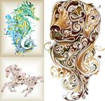 Link toPattern animal print vector
