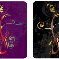 Link toPattern cards vector