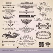 Link toPattern decorative box vector graphics