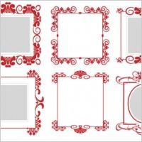 Link toPattern frame 01 vector
