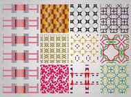 Pattern images vector free