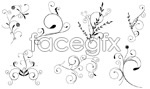 Link toPattern plant vector