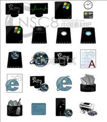Link toPattern system desktop icons