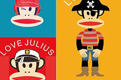 Link toPaul frank cartoon vector