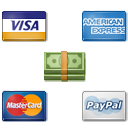 Link toPayment icon set
