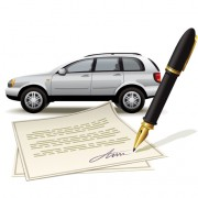 Link toPen with car design vector free