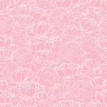 Link toPeony pattern seamless background vector