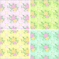 Link toPeony tiled background vector case