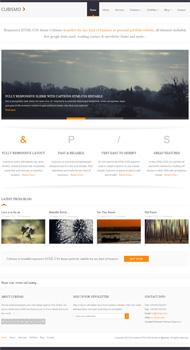 Link toPersonal portfolio showcase html templates